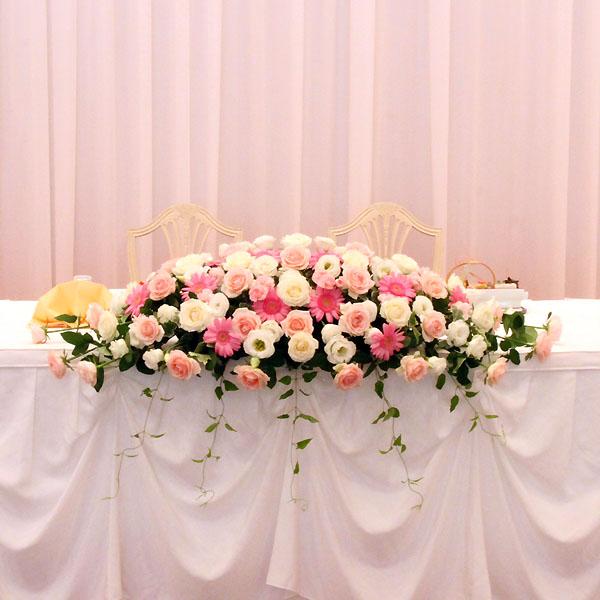 ブライダル「ピンク」バリエーション