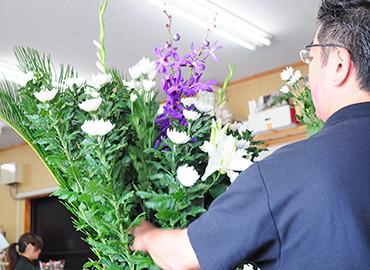 花盛生花店スタッフ写真